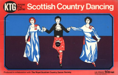 9780715805343: Scottish Country Dancing (Know the Game)