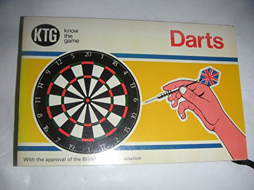 9780715806364: Darts (Know the Game)