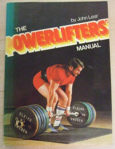 9780715807965: Powerlifters' Manual