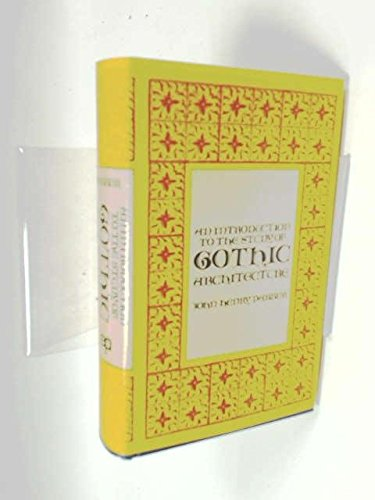 9780715812488: Introduction to Gothic Architecture