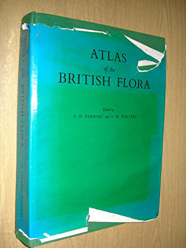 9780715812723: Atlas of the British flora