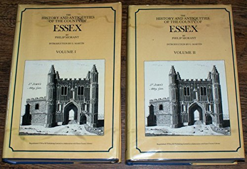 9780715813010: History and Antiquities of the County of Essex (Classical County Histories)