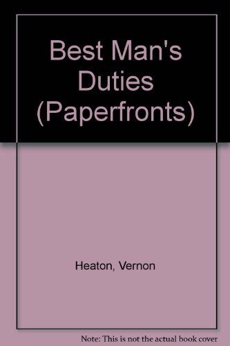 9780716005261 best man s duties paperfronts abebooks vernon