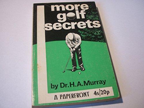 9780716005384: More golf secrets