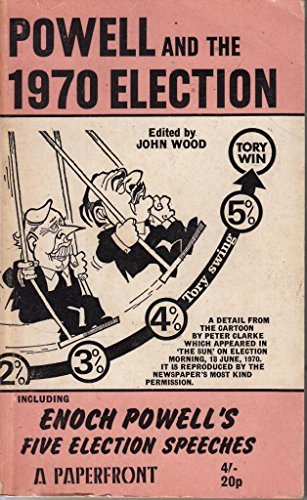 9780716005513: Powell and the 1970 Election (Paperfronts)