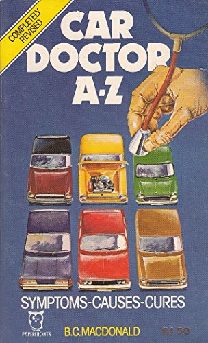 9780716006589: Car Doctor, A-Z (Paperfronts)