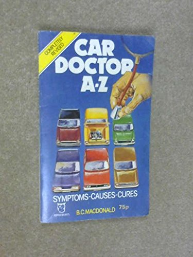 9780716006589: Car Doctor A-Z (Paperfronts)
