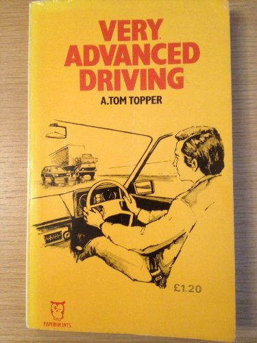 9780716007272: Very Advanced Driving (Paperfronts)