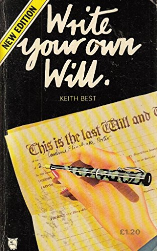 9780716007548: Write Your Own Will (Paperfronts)