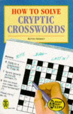 9780716020134: How to Solve Cryptic Crosswords