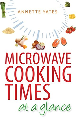 9780716020677: Microwave Cooking Times at a Glance: An A-Z