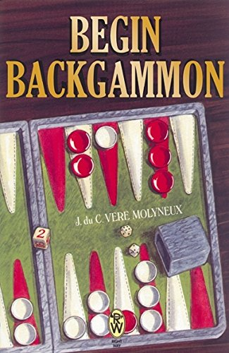 9780716020752: Begin Backgammon (Right Way S.)