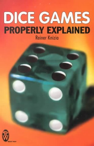9780716021124: Dice Games Properly Explained (Right Way S.)