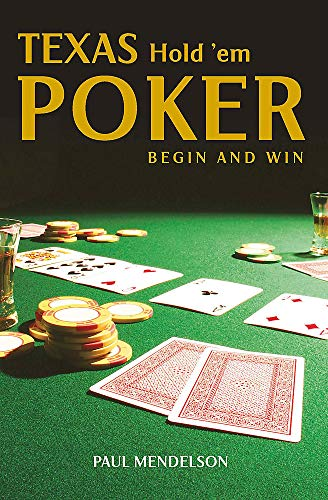 9780716021728: Texas Hold 'Em Poker: Begin And Win