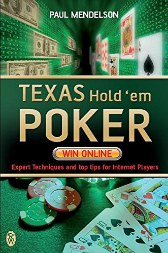 9780716021865: Texas Hold' Em: Win Online