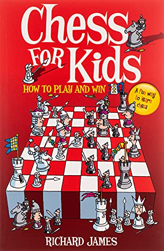 9780716022541: Chess for Kids