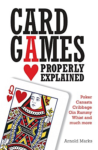 9780716022589: Card Games Properly Explained