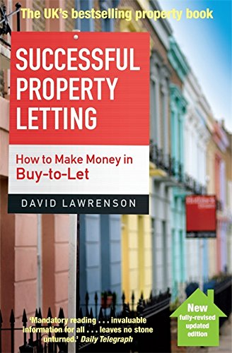 9780716022756: Successful Property Letting:How to Make Money in Buy-to-let