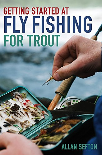 9780716022886: Getting Started at Fly Fishing for Trout