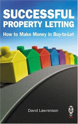9780716030157: Successful Property Letting: How to Make Money in Buy-to-let