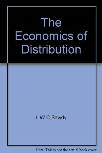 9780716100621: Economics of Distribution