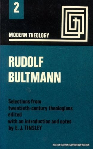 9780716202165: Rudolf Bultmann