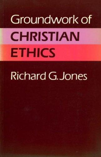 9780716203995: Groundwork of Christian Ethics