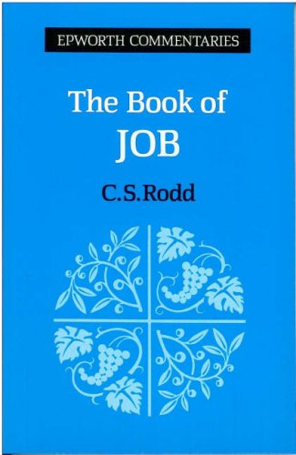 9780716204688: The Book of Job (Epworth Commentary)