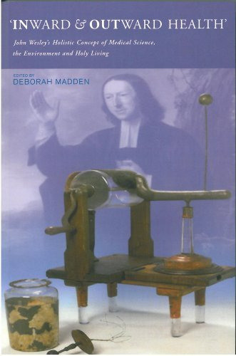9780716206491: Inward and Outward Health: John Wesley's Holistic Concept of Medical Science, the Environment and Holy Living