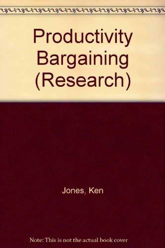 productivity bargaining
