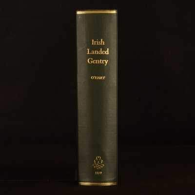 Irish and Anglo-Irish Landed Gentry When Cromwell: O'Hart, John