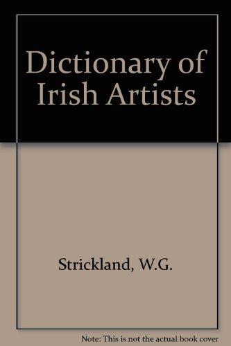 9780716506027: Dictionary of Irish Artists