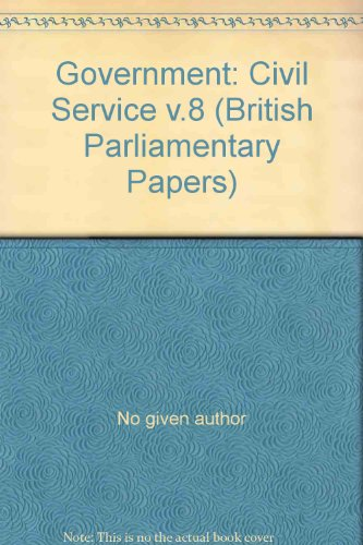 Irish University Press Series of British Parlimentary Papers Reports from Committees and from ...