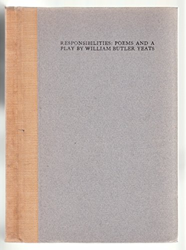 Responsibilities: Yeats, W. B.