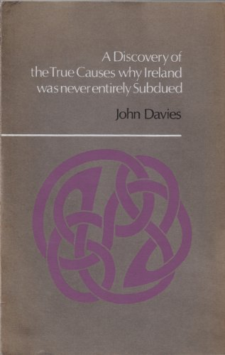 9780716520573: Discovery of the True Causes Why Ireland Was Never Entirely Subdued