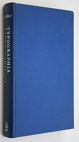 Typographia Scoto-Gadelica: MacLean