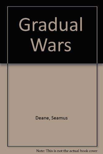 9780716521525: Gradual Wars