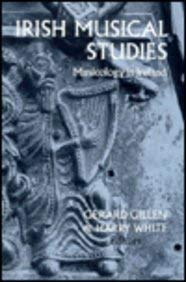 Musicology in Ireland (Irish Musical Studies)
