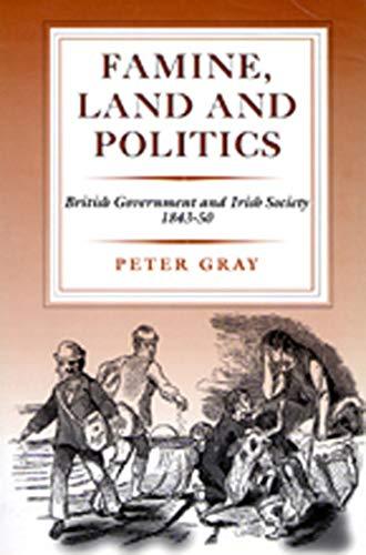 9780716525646: Famine Land and Politics: