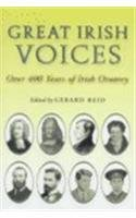 9780716526742: Great Irish Voices: Over 400 Years of Irish Oratory