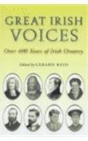 9780716526742: Great Irish Voices: Over 400 Years of Irish Oratory