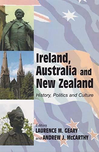 9780716528623: Ireland, Australia and New Zealand: History, Politics and Culture (The Irish Abroad)