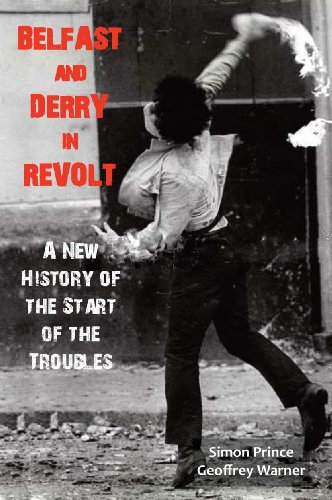 9780716529989: Belfast and Derry in Revolt