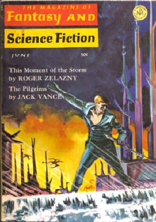 9780716566069: The Magazine of Fantasy and Science Fiction, June 1966 (Volume 30, No. 6)