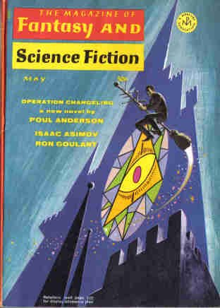 9780716569053: The Magazine of Fantasy and Science Fiction, May 1969 (Volume 36, No. 5)