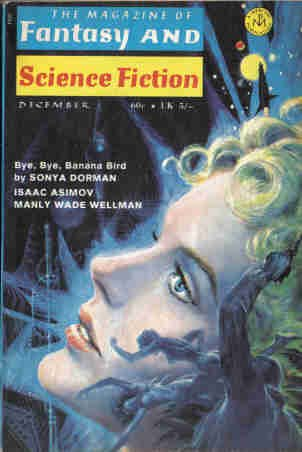 9780716569121: The Magazine of Fantasy and Science Fiction, December 1969 (Volume 37, No. 6)