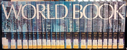 The World Book Encyclopedia 2008 (22 Volume Set): Unknown