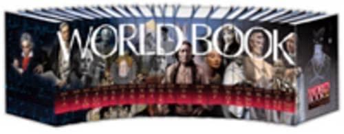 World Book Encyclopedia 2010 22 Vol Set: ANON