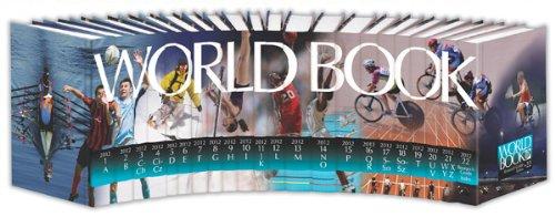 9780716601128: World Book Encyclopedia 2012 (22 Volumes)