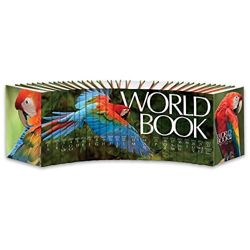 World Book Encyclopedia 2013 22 volume sets: Inc. World Book